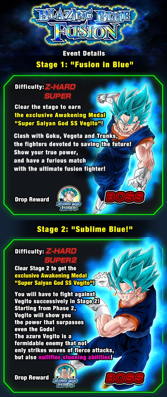 Blazing Blue Fusion