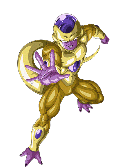 how to get golden frieza form